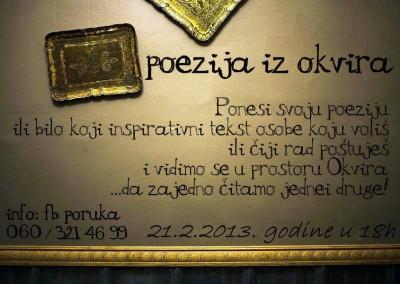 Poezija iz Okvira