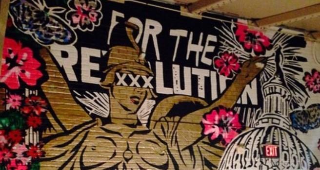 10 žena, street art umjetnica koje su bolje od Banksy-ja