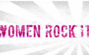 women rock it