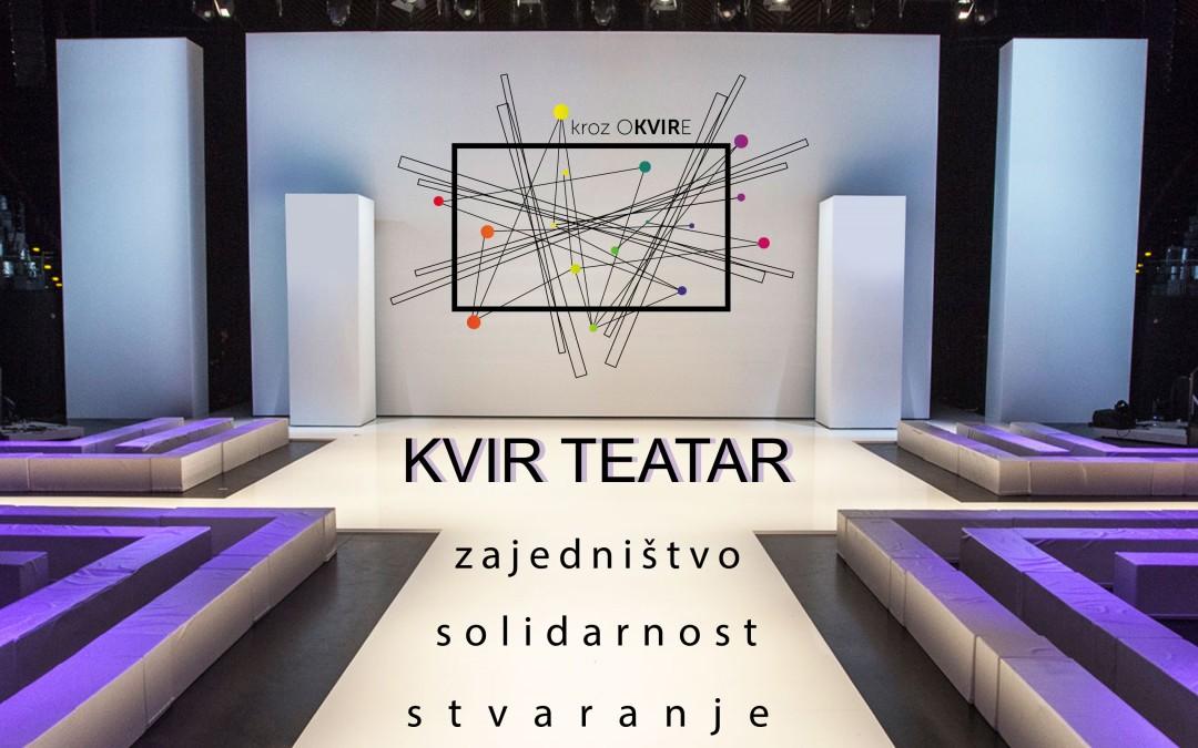 Poziv za učešće: druge Forum teatar radionice