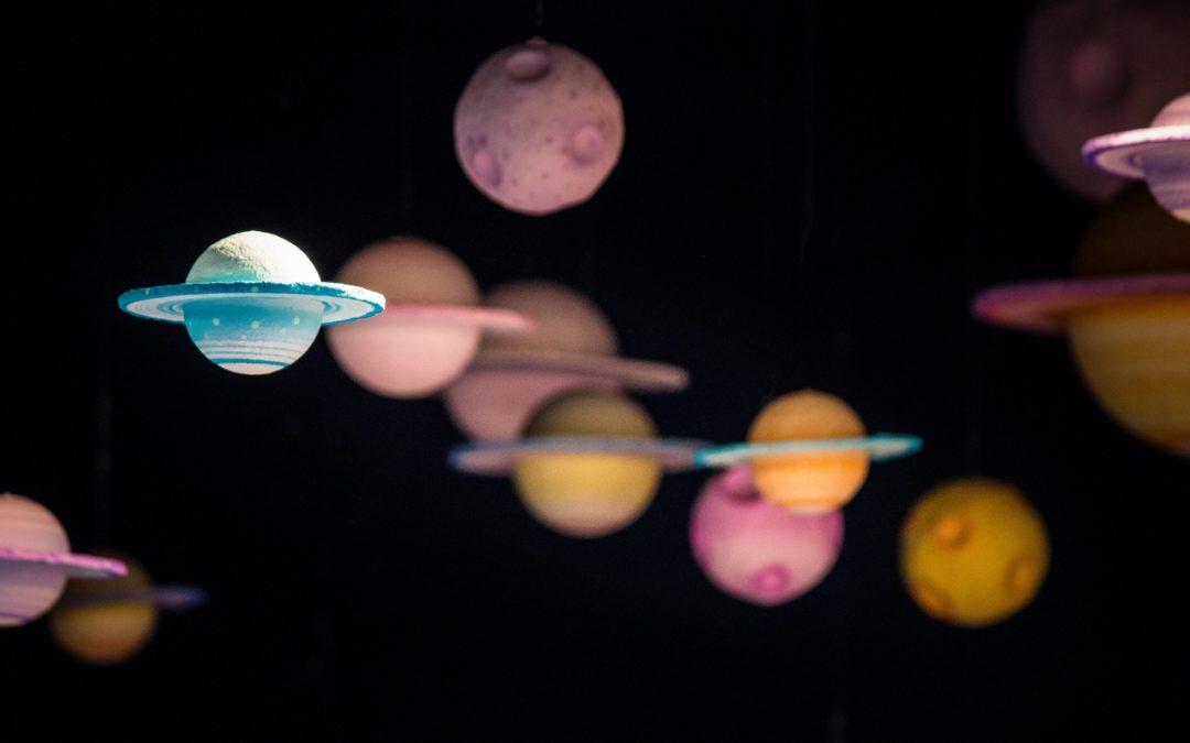 Egzoplaneta / Autor: Jacques Lučić
